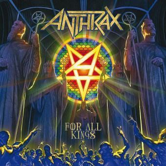 Novo disco do Anthrax já tem capa definida - Blog Combate Rock - UOL 247aa26e5c5