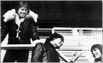Emerson, Lake and Palmer em 1972 (FOTO: DIVULGAÇÃO)