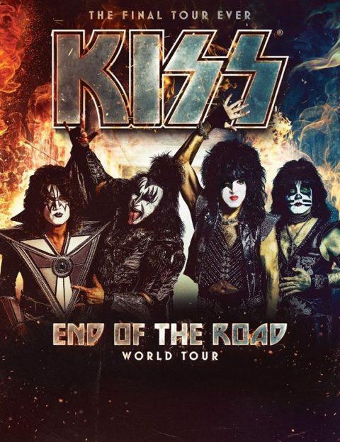 Resultado de imagem para Kiss anuncia novo documentário para 2020