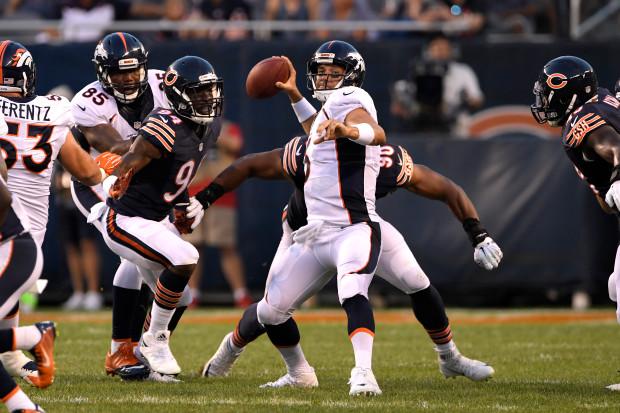Chicago Bears vs Denver Broncos