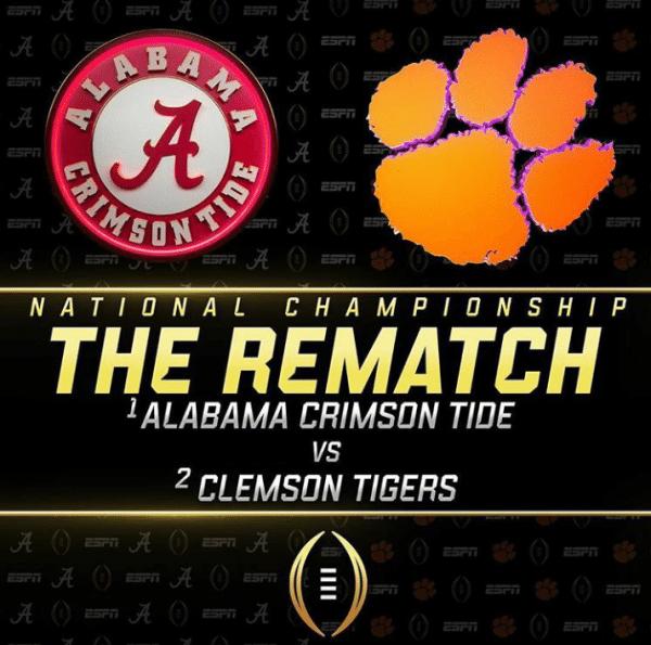 AlabamaClemson