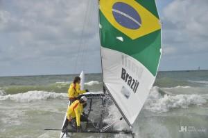 Campanha para o Pan-Americano/2015 (Divulgação)