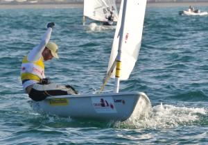 Vencedor em Omã, aos 40 anos (Steve Mitchell)