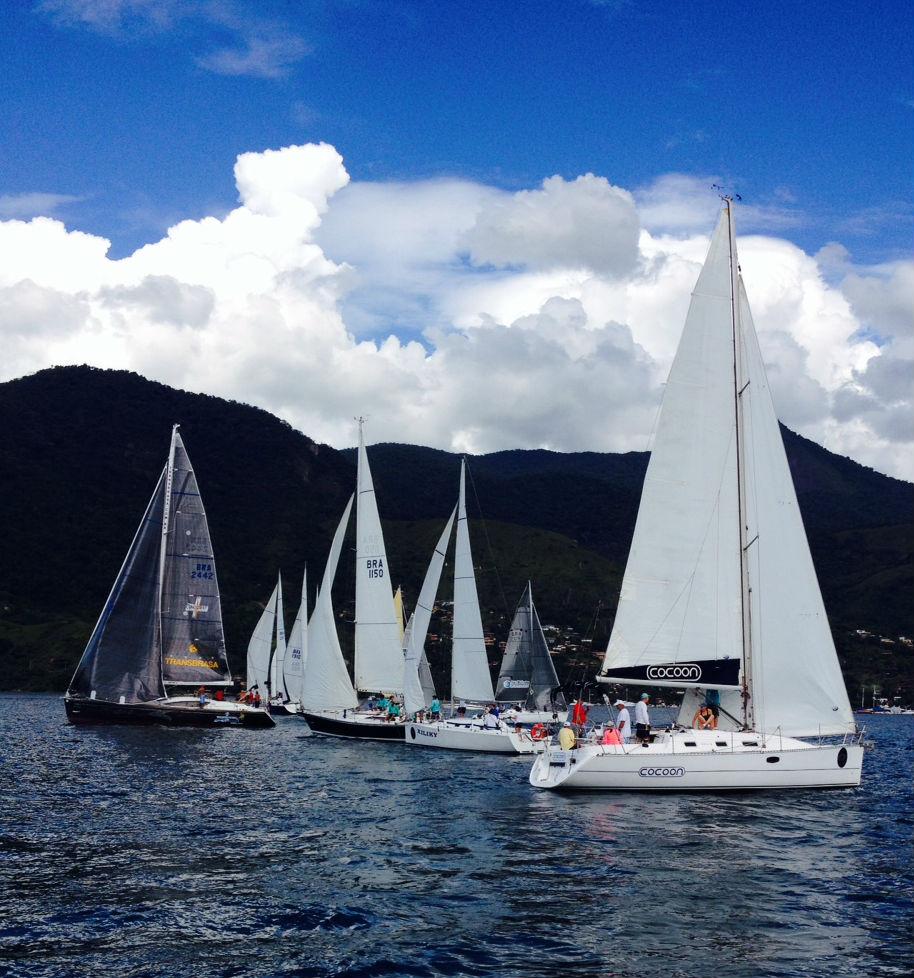 1ª Etapa da Copa Swift Sport em Ilhabela