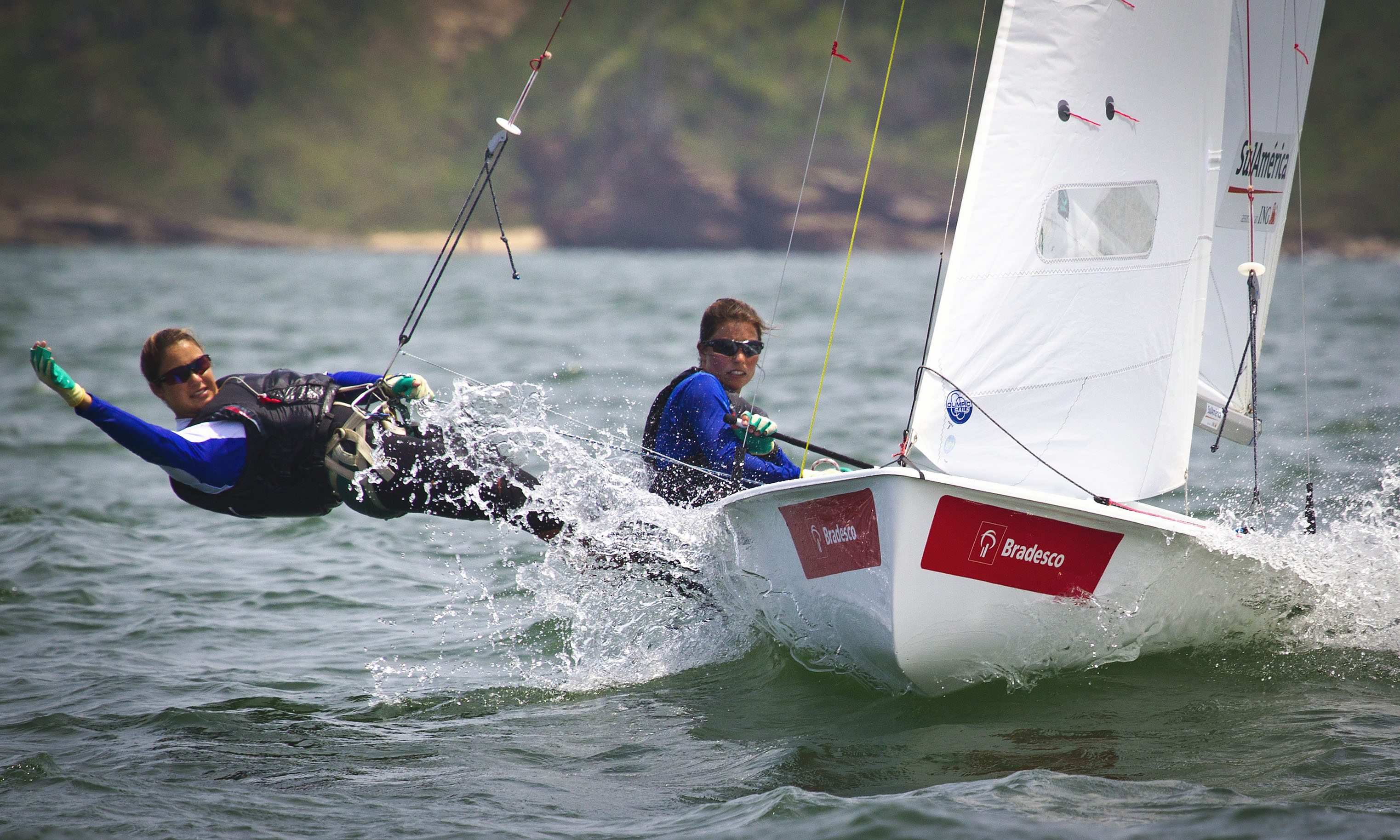 Fernanda Oliveira e Ana Barbachan disputam o primeiro evento depois da confirmação nos Jogos Olímpicos