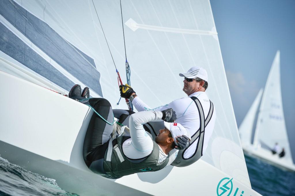 Lars Grael e Samuel Gonçalves, campeões mundiais, são o grande desfaque nas finais da Star Sailors League