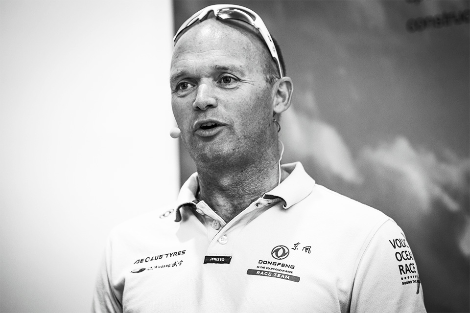 Mark Turner - Foto: Ainhoa Sanchez /Volvo Ocean Race