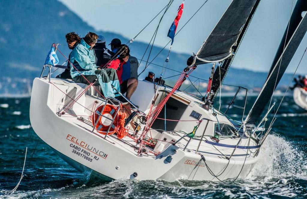 Felciuno: vice-campeão da ORC B em Ilhabela (Marcos Méndez / SailStation)