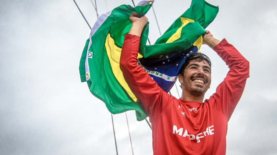Foto: Buda Mendes / Volvo Ocean Race