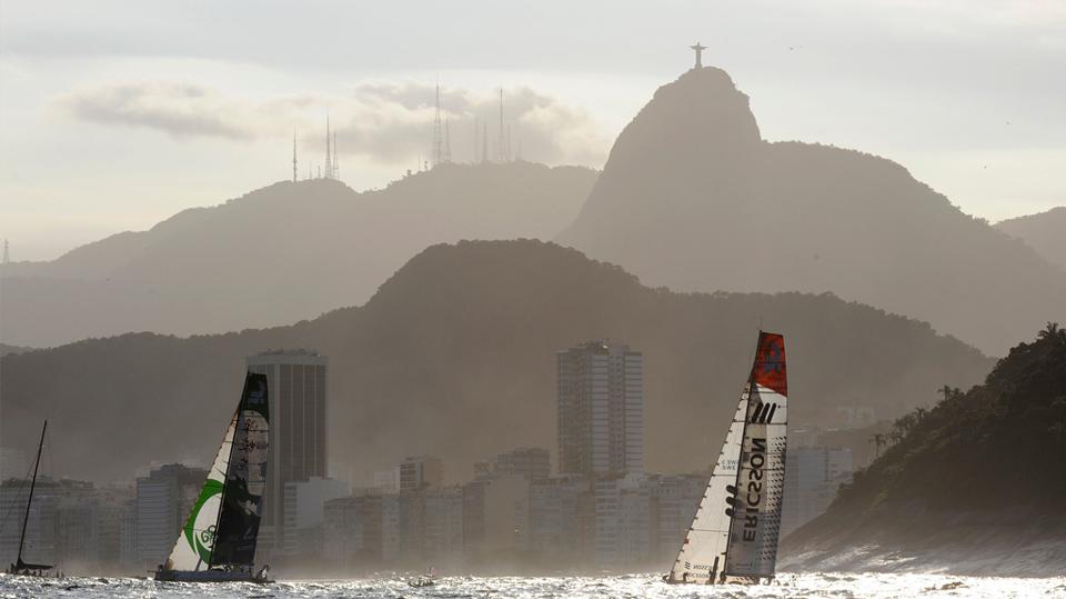 Foto: Rick Tomlinson/Volvo Ocean Race