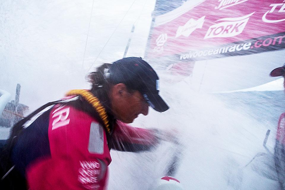 Corinna Halloran/Team SCA/Volvo Ocean Race