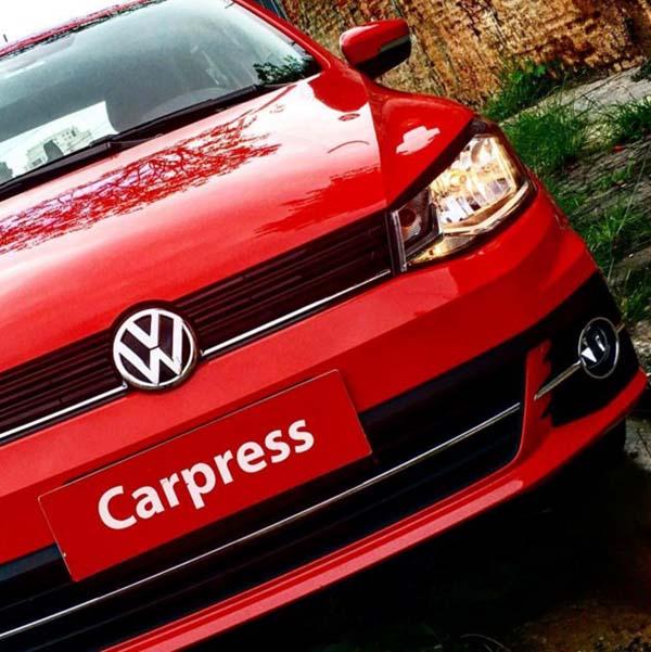 O novo Gol, lançado pela Volkswagen no último mês