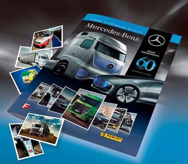 Álbum da Mercedes: ideia sensacional