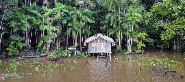 Ribeirinhos: Assim como indígenas, são populações tradicionais e não foram consultados para o projeto de lei (Foto: Celso Abreu/Flickr)