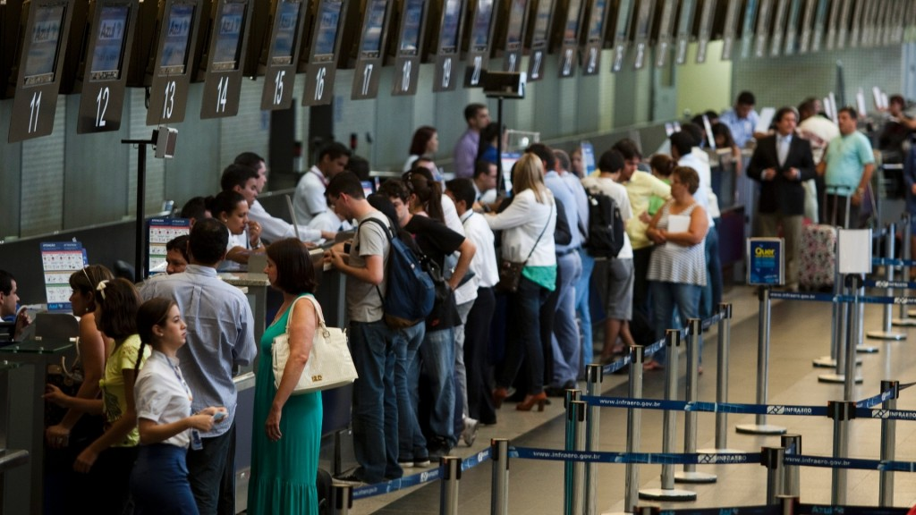 Saber claramente o que está incluído no preço das passagens facilita a vida do viajante (Foto: Marcelo Justo/FolhaPress)