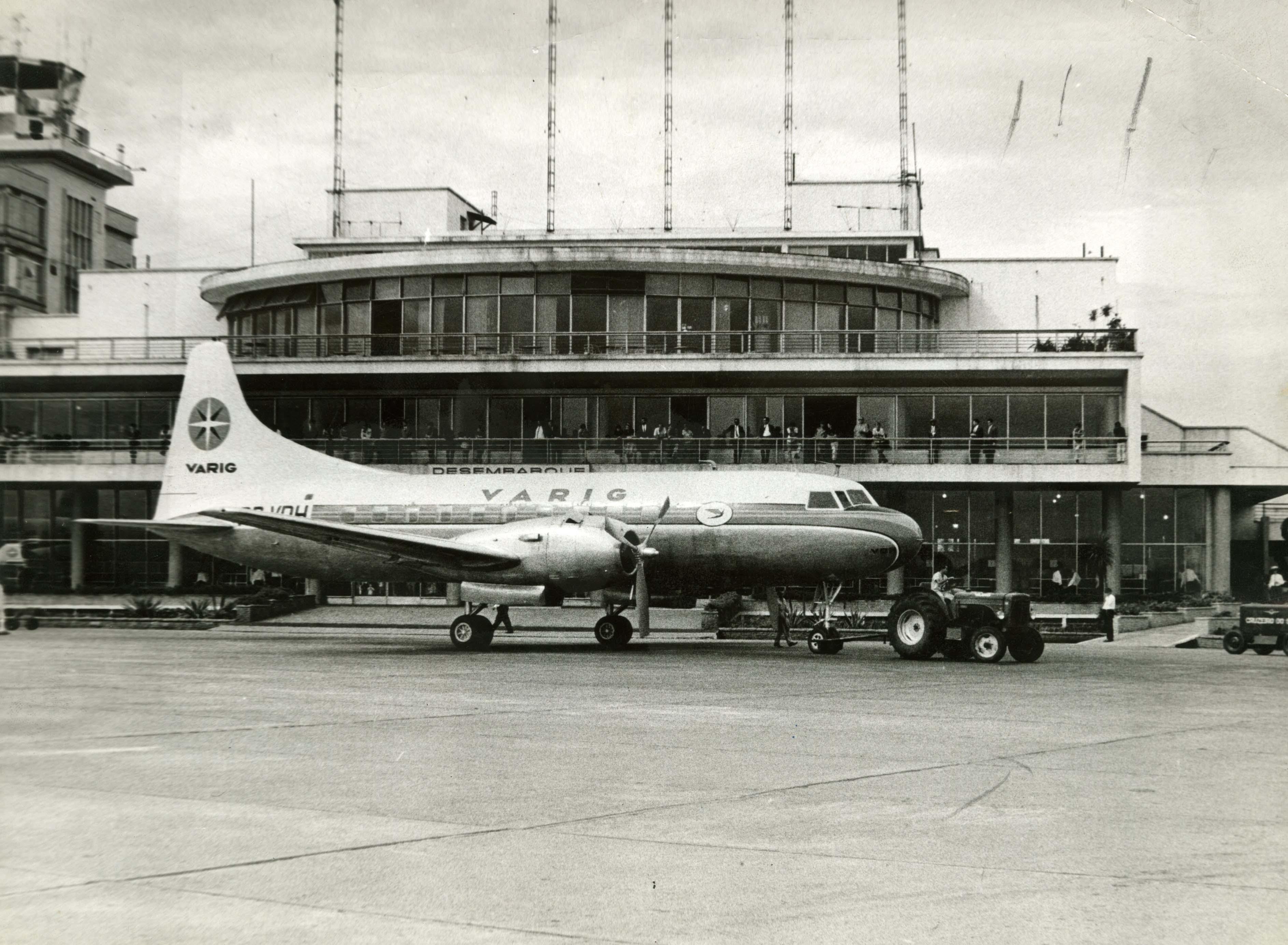 Resultado de imagem para aeroporto jk 60 anos