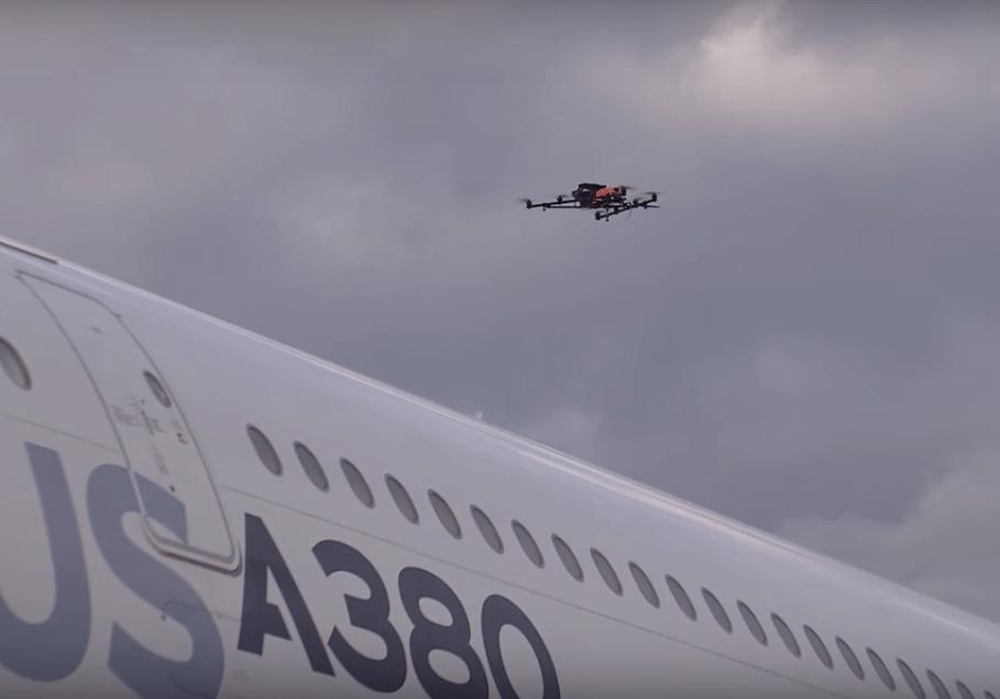 Imagem: Reprodução/Airbus