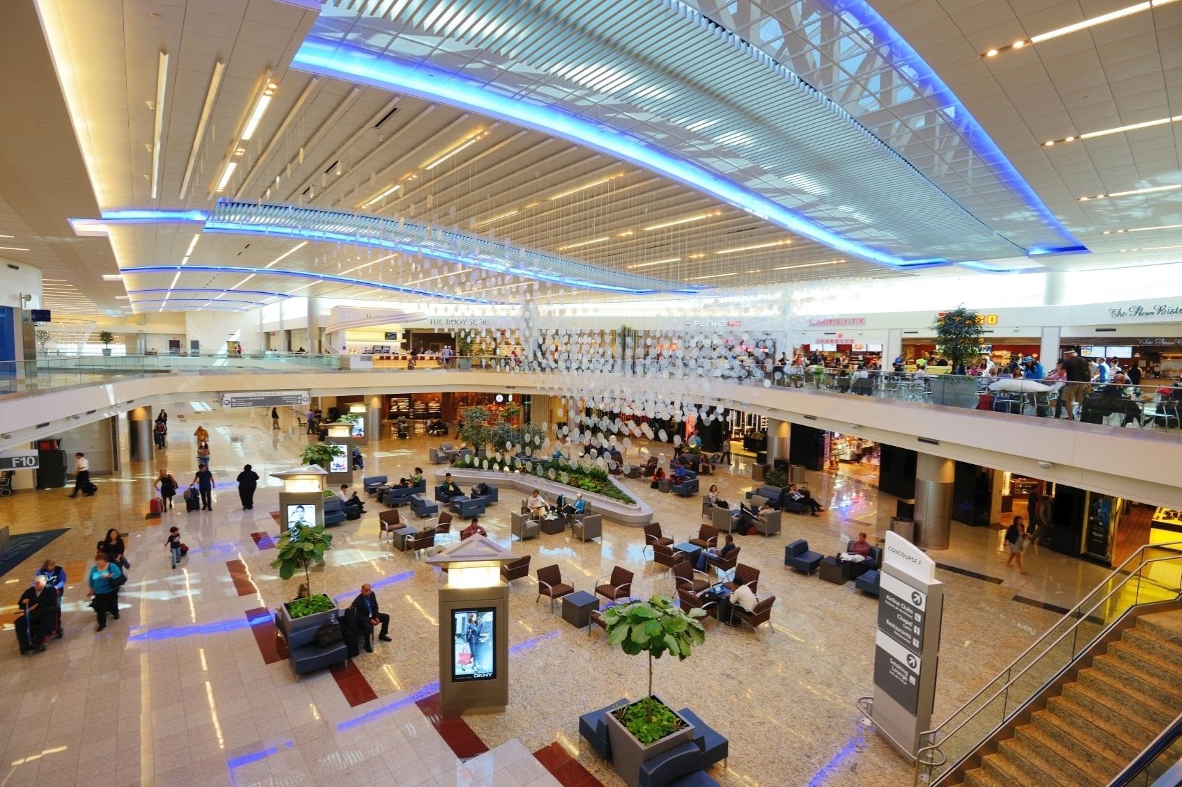 Aeroporto Sp : Aeroporto mais movimentado do mundo recebe 2 6 vezes mais gente