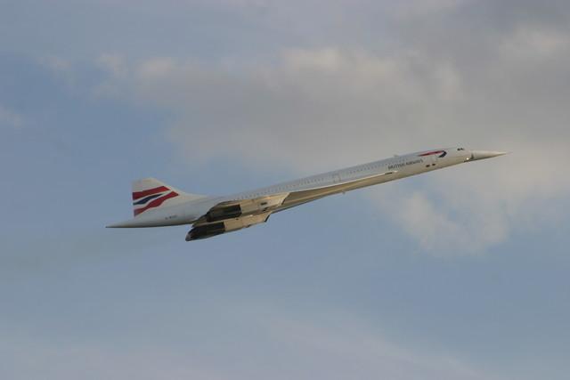 Último voo do Concorde aconteceu em 2003 (Imagem: Divulgação/British Airways)