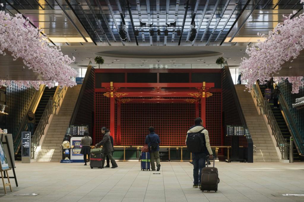 Aeroporto Internacional Haneda, em Tóquio. Foto: Sean Kuma/Getty Images