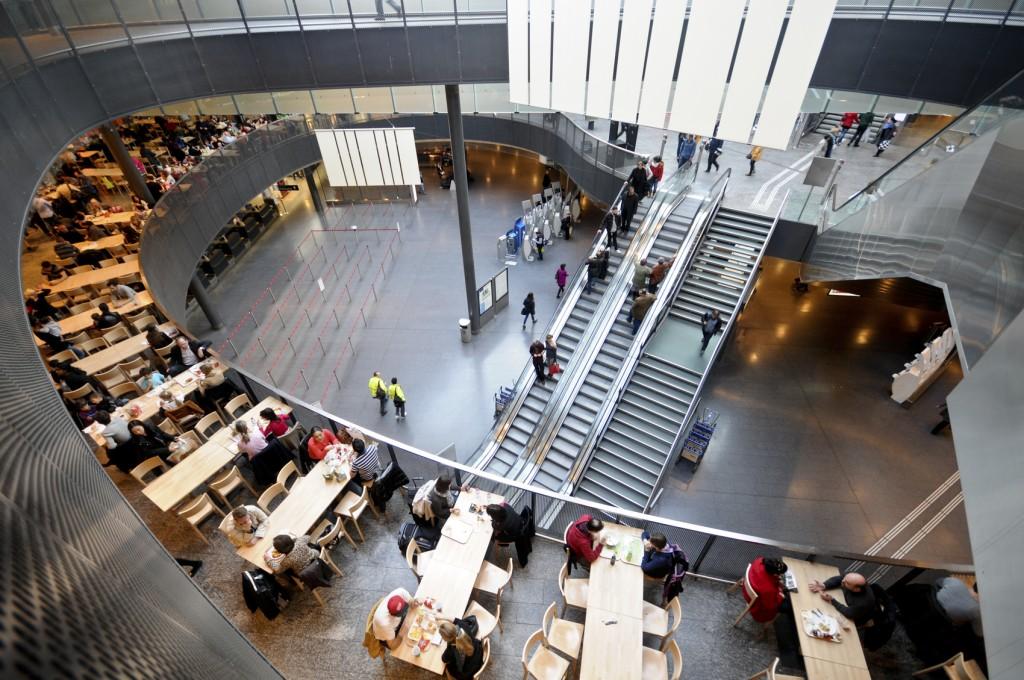 Aeroporto Internacional de Zurique. Foto: Rafael Wiedenmeier/Getty Images