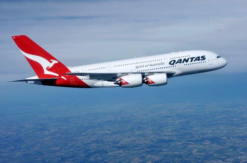 O padrão é utilizado por companhias de todo o mundo, como a Qantas (Foto: Divulgação)
