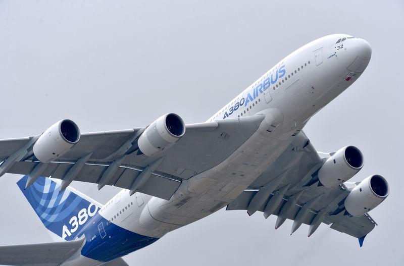 O Airbus A380 é o avião comercial mais caro do mundo (Foto: Divulgação)