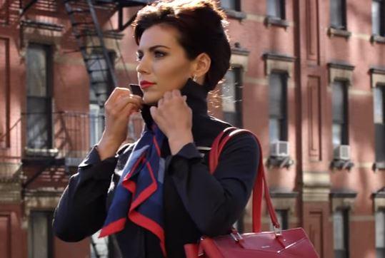 Imagem do vídeo de divulgação do novo uniforme da AA