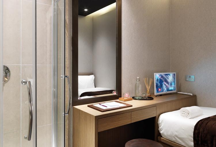 Espaço VIP no aeroporto de Heathrow tem quartos privativos (plaza-network.com)