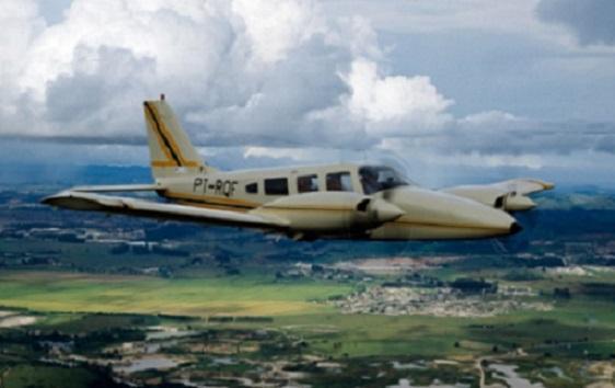 Sêneca III soma 407 aviões voando no Brasil (Foto: Divulgação)