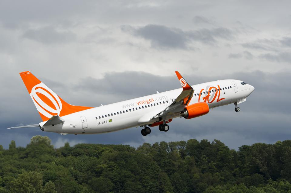 Brasil tem 93 aviões do modelo Boeing 737-800 (Foto: Divulgação)