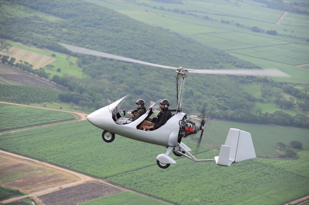 Atualmente, os autogiros são utilizados somente para atividades recreativas (Foto: iStock)