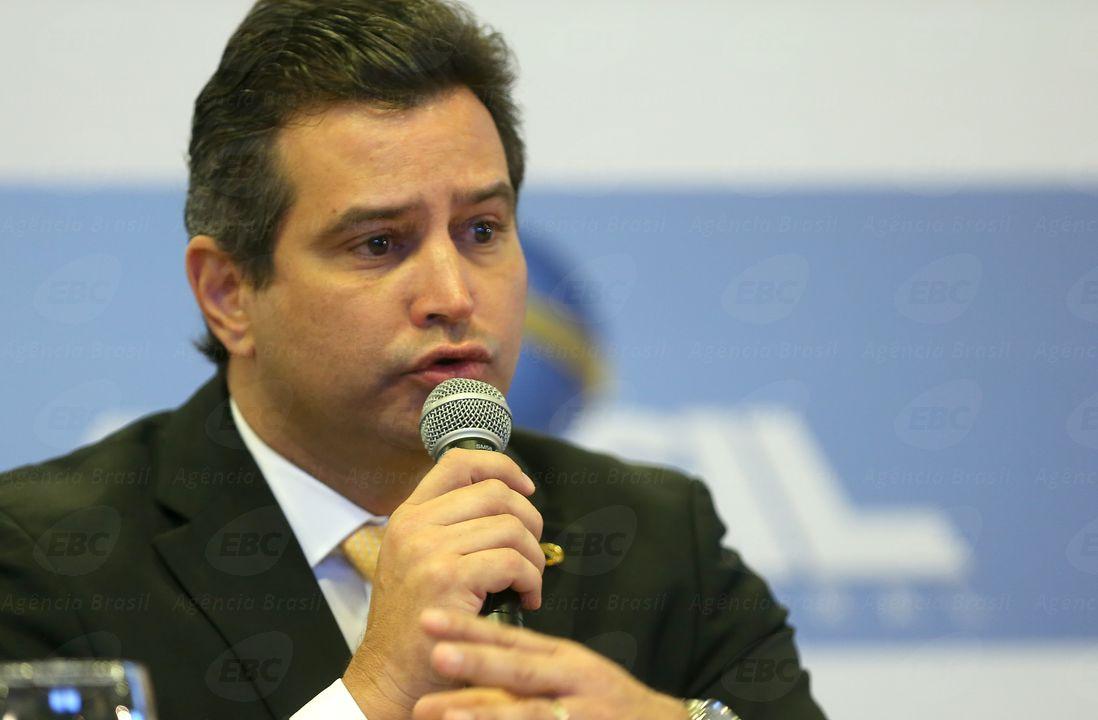 Ministro dos Transportes, Mairício Quintella, diz que medidas aumentam a concorrência (Foto: Elza Fiuza/Agência Brasil)