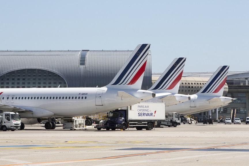 Air France deve criar novo companhia para concorrer com empresas do Golfo (Foto: Divulgação)