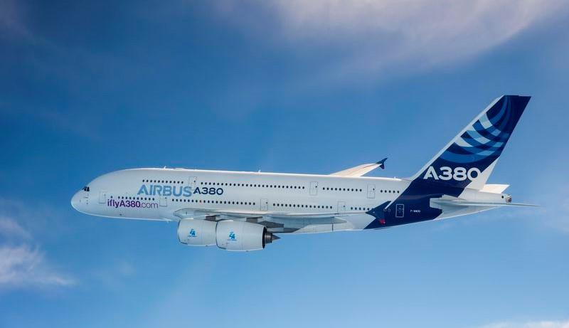 2c60b0d44fc9c Airbus faz reajuste e A380 fica R  30 milhões mais caro  veja outros preços