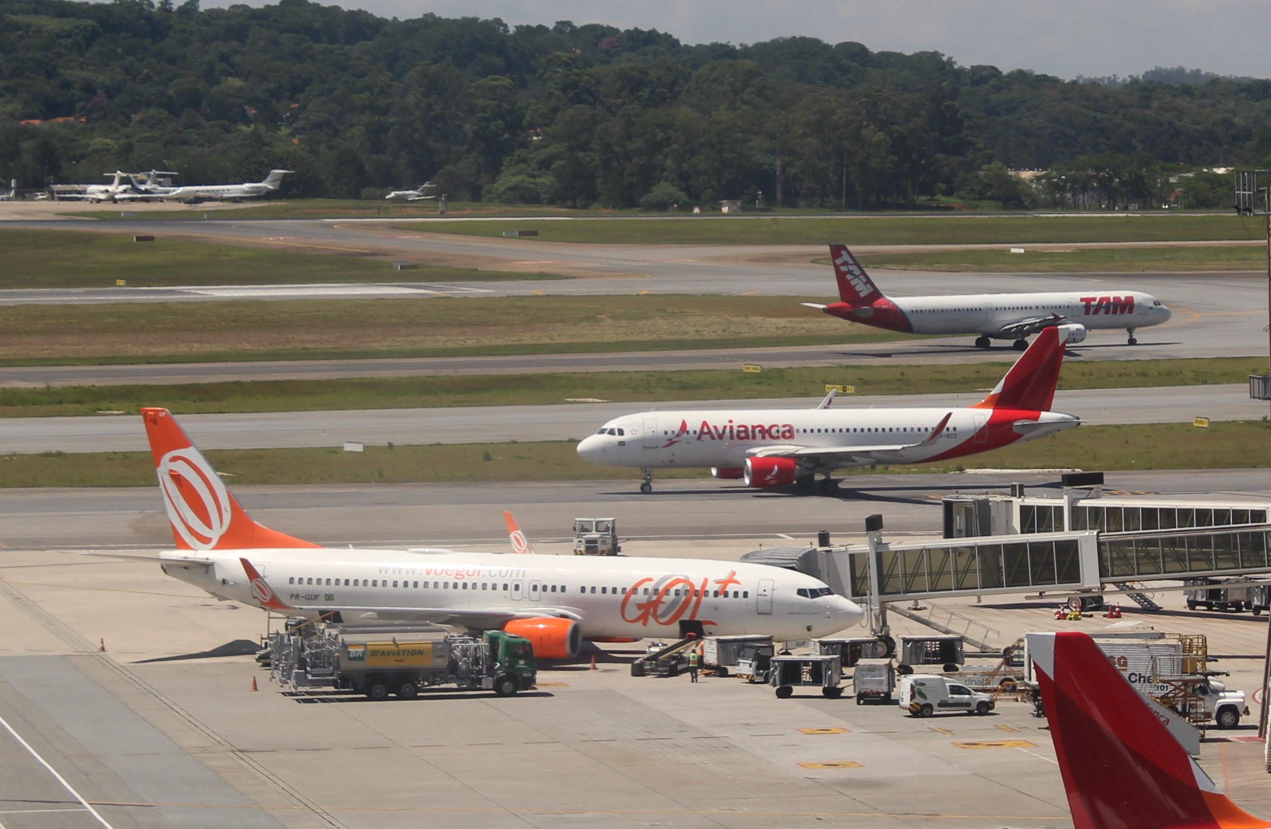 Aeroporto Guarulhos : Aeroporto de guarulhos tem sala crise inspirada na casa