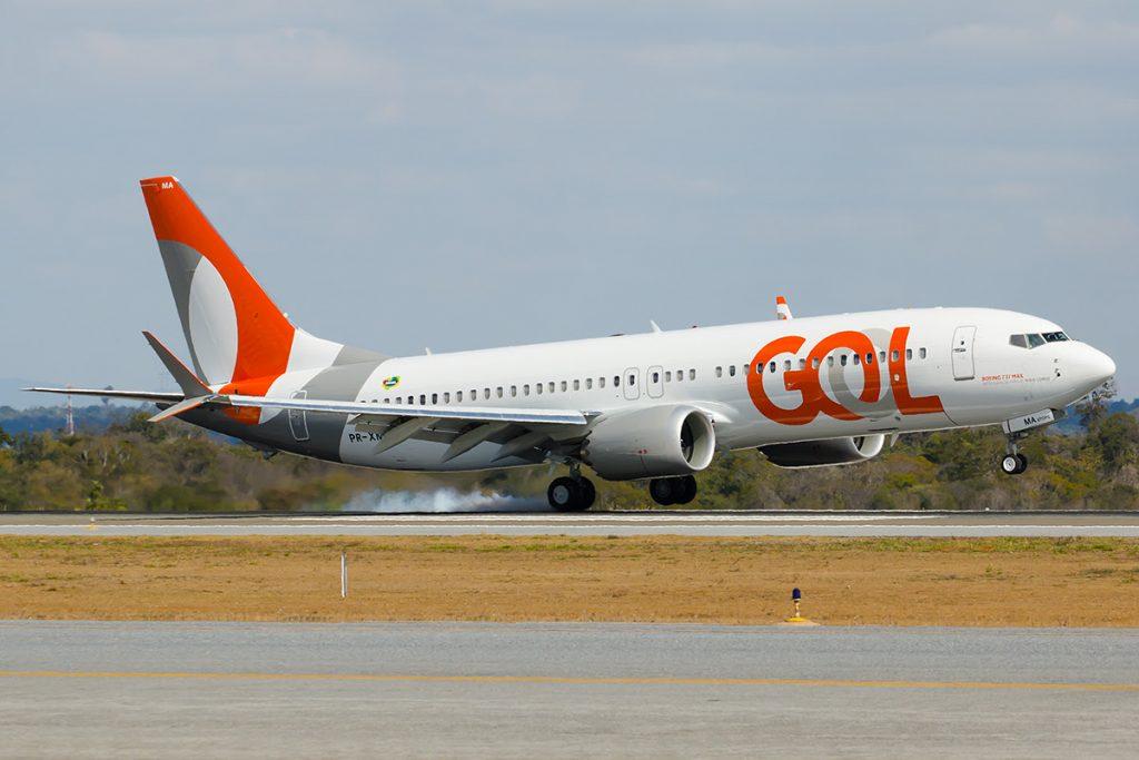 - GOL 737 MAX 8 1024x683 - Suspensão de operação com Boeing 737 MAX8 afeta voos internacionais da Gol