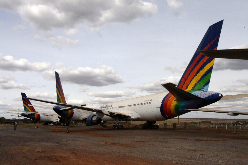 - 3 7557619248 b770ec8bcb k 1024x683 - Sem cemitério de aviões no Brasil, veja como é o fim da vida das aeronaves