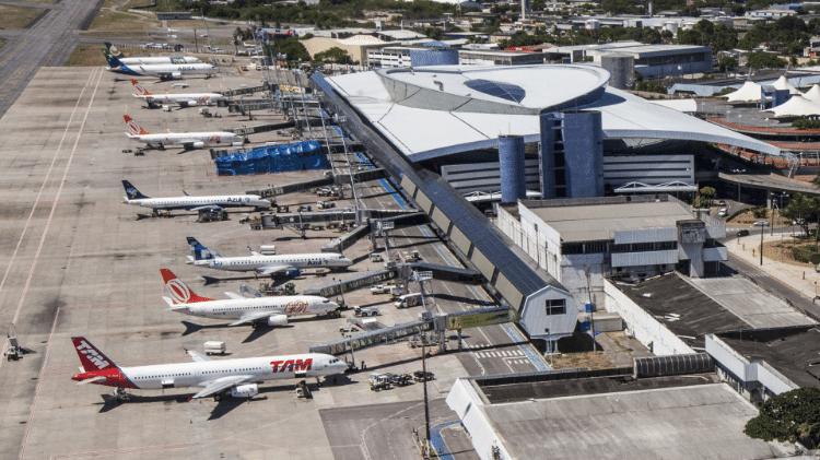 - aeroporto no recife e destaque no bloco do nordeste de terminais leiloados nesta sexta feira 1552612962613 750x421 - Aeroportos concedidos ao setor privado são melhores para os passageiros?