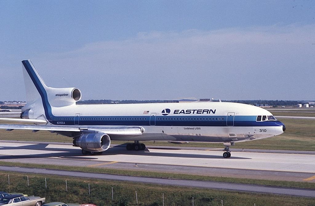 - 01 Eastern Air Lines Lockheed L 1011 Tristar 1 Proctor 1 Jon Proctor - Veja o que as tragédias aéreas ensinaram para aumentar segurança dos aviões