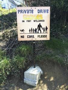 """A regra é clara: somente """"goonies a pé"""" são bem-vindos. (Pablo Miyazawa)"""