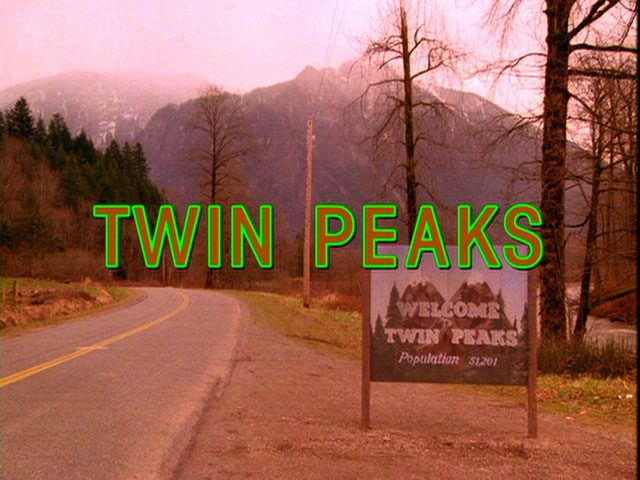 twin peaks abertura