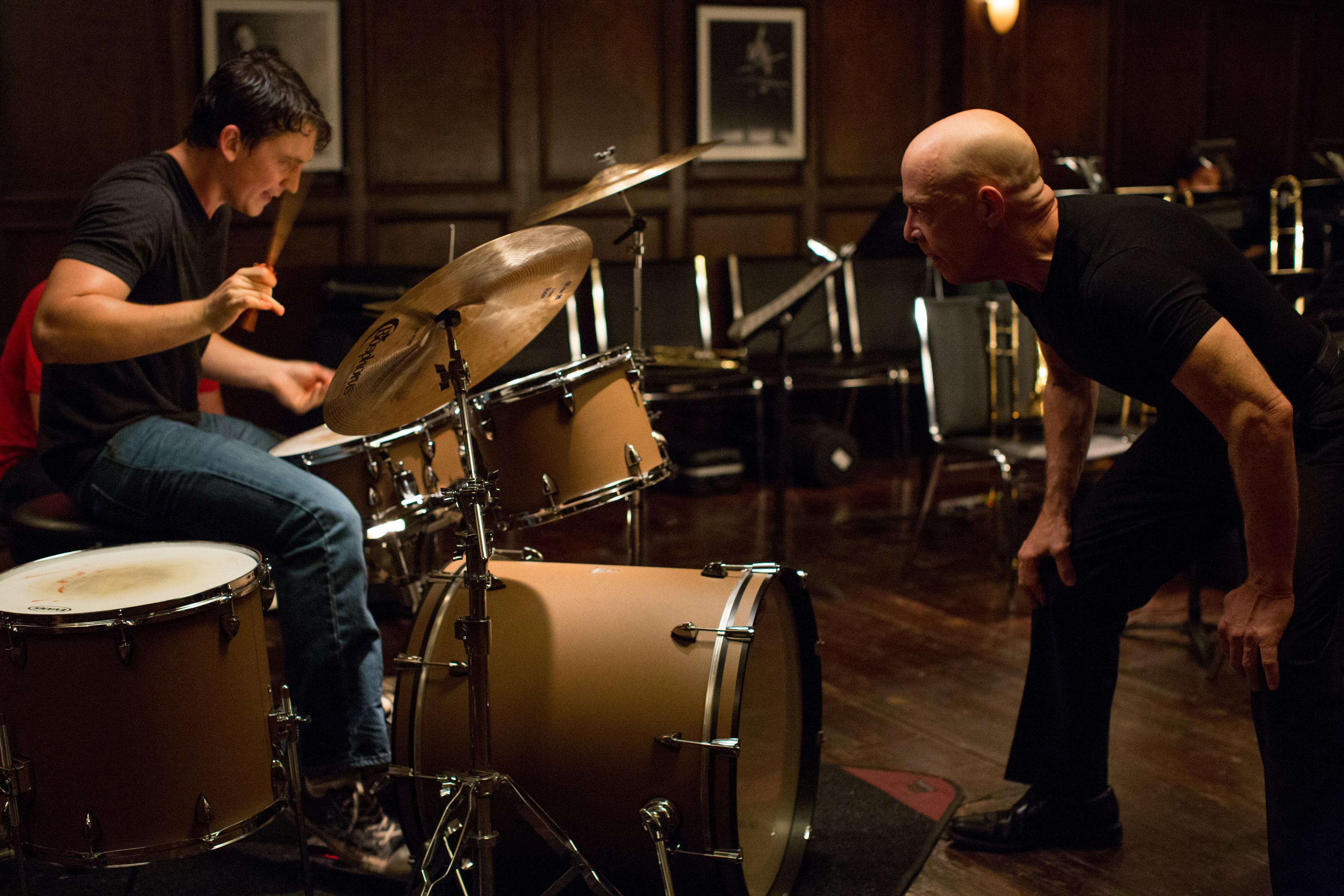 """Filmes Sobre Musicos within whiplash"""" é uma chicotada que fará você perder a vontade de ser"""