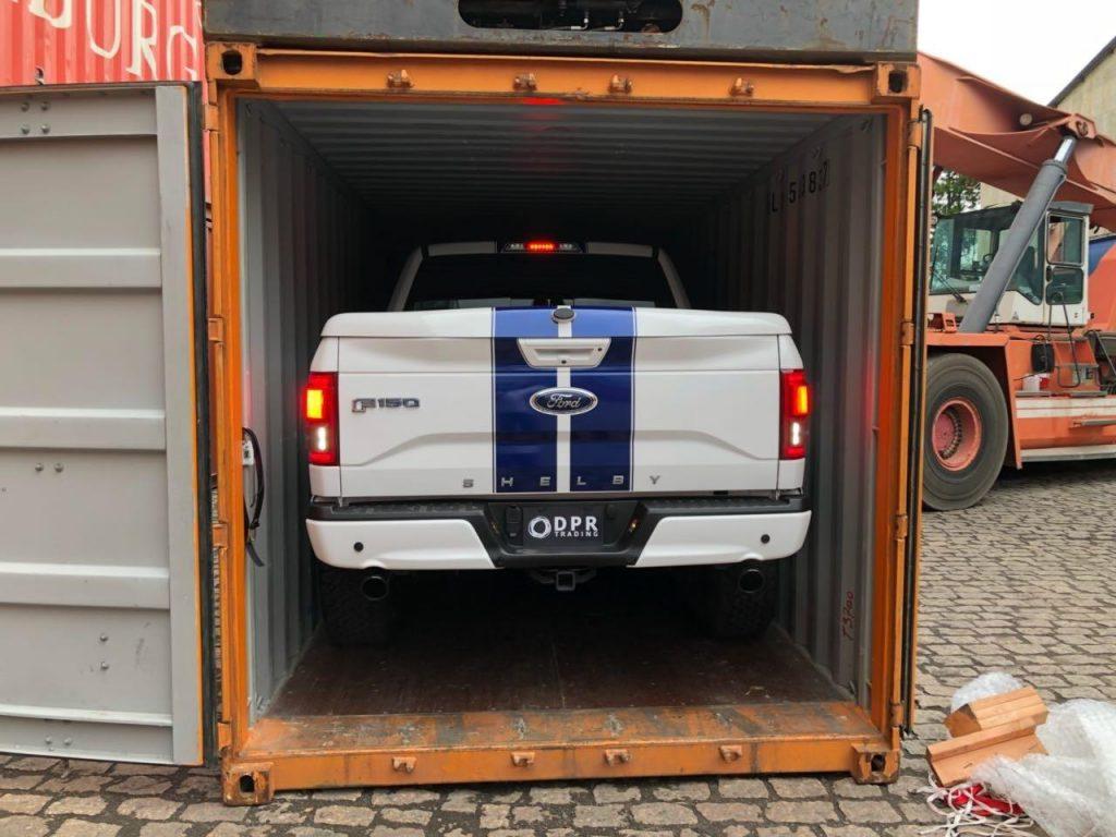 Ford F 150 Bomba Na Importacao Independente Com Precos De Ate R 750 Mil Uol Carros