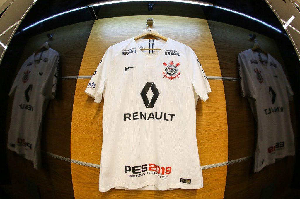 Renault patrocina Corinthians e