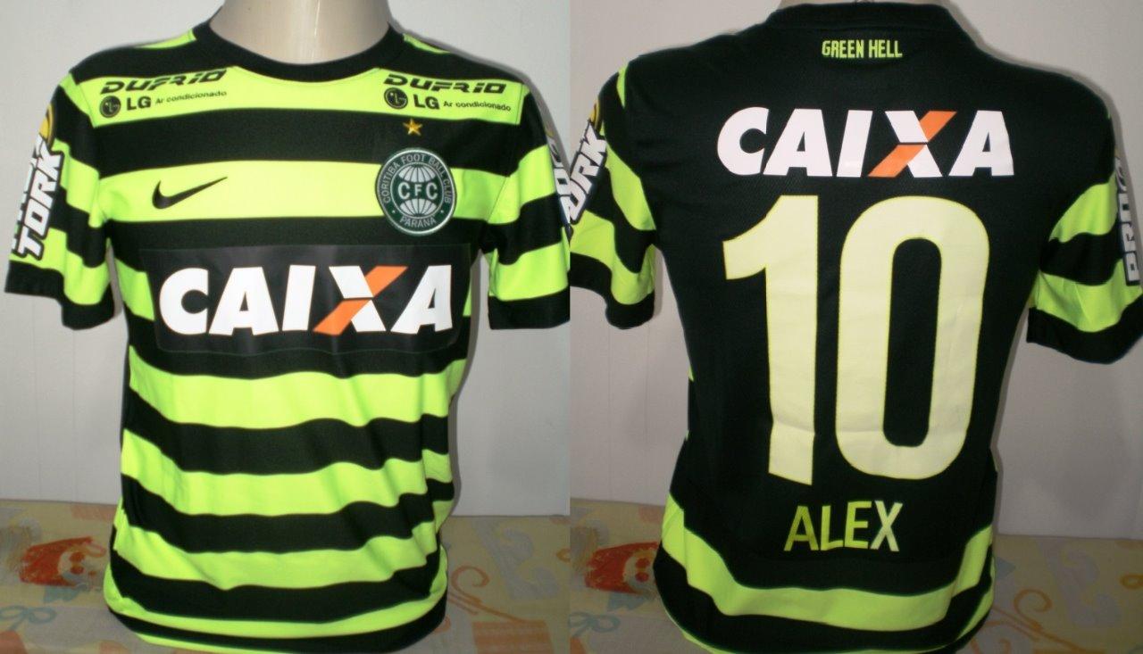af89a3937b 10 piores terceiras camisas do futebol brasileiro - Esporte - UOL ...