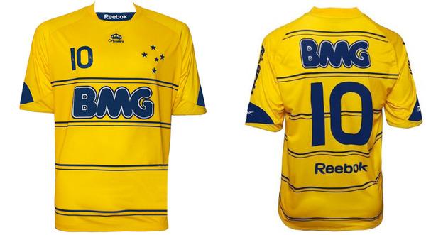 0dde39fb6c0b3 10 piores terceiras camisas do futebol brasileiro - Esporte - UOL ...