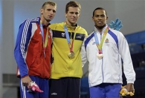 Pan American Games Swimming