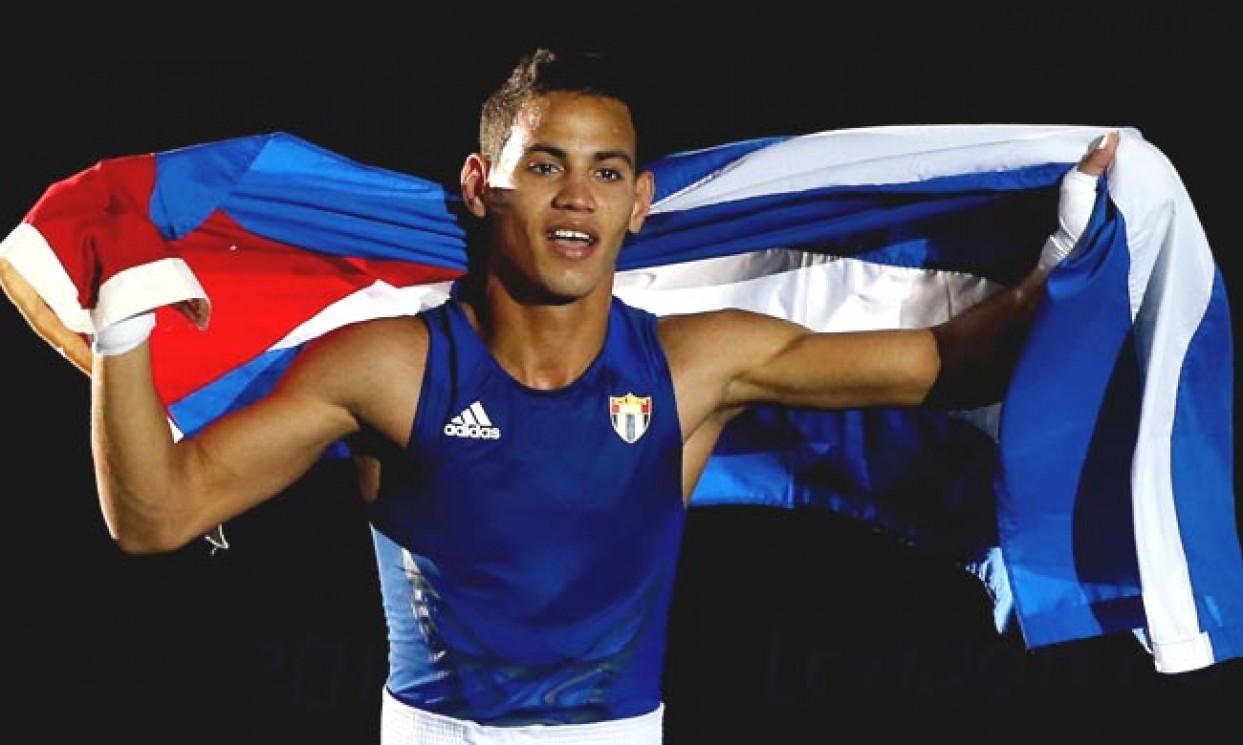 Ramirez, campeão olímpico, está de volta