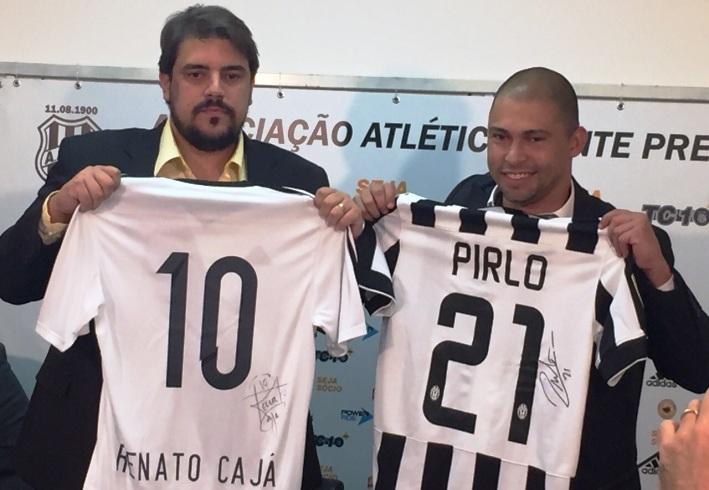 Vice Giovanni Dimarzio anuncia projeto com a Juventus de Turim Foto   PontePress RodrigoCeregatti cc60f32ee6fd3